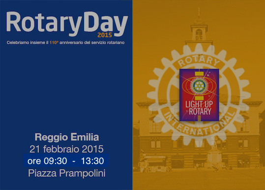 ROTARY DAY 2015